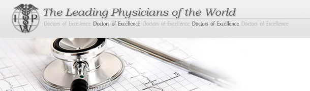 Dr. Raj voted as one of The Leading Physicians of the World